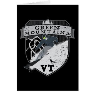 スキー緑山、VT カード