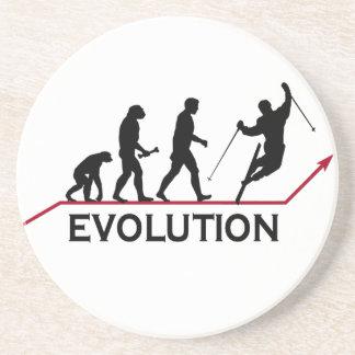 スキー進化のコースター コースター