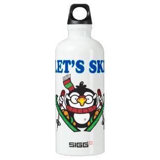 スキー3を許可します SIGG トラベラー 0.6L ウォーターボトル
