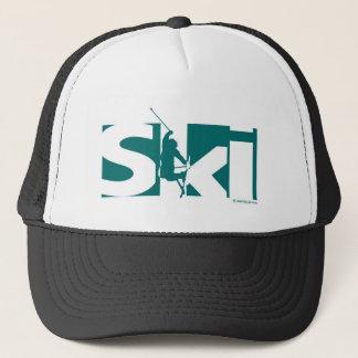 スキー キャップ
