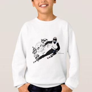 スキー スウェットシャツ