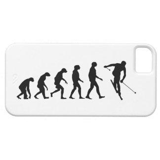 スキーiPhone 5の場合の進化 iPhone SE/5/5s ケース