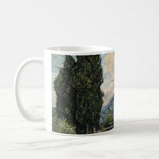 スギ歴史的マグ コーヒーマグカップ