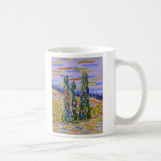 スギ コーヒーマグカップ