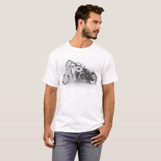 スクラップのバイク Tシャツ