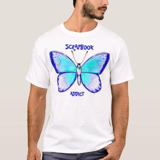 スクラップブックの常習者 Tシャツ