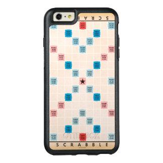 スクラブルのヴィンテージGameboard オッターボックスiPhone 6/6s Plusケース