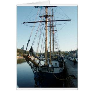 スクーナー船Frya カード