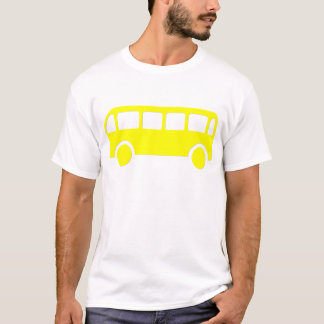 スクールバス Tシャツ