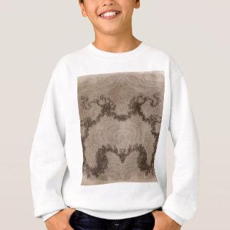 スケッチされたフラクタルの芸術11 スウェットシャツ