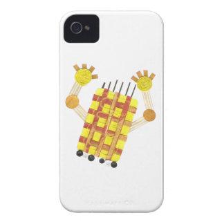 スケートで滑るの石鹸の私電話4箱 Case-Mate iPhone 4 ケース