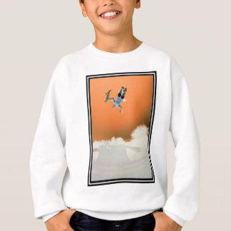 スケートの空気 スウェットシャツ