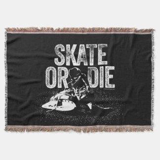 スケートはまたは死にます(ホッケー) スローブランケット