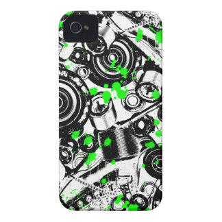 スケートはIphoneの箱を分けます Case-Mate iPhone 4 ケース