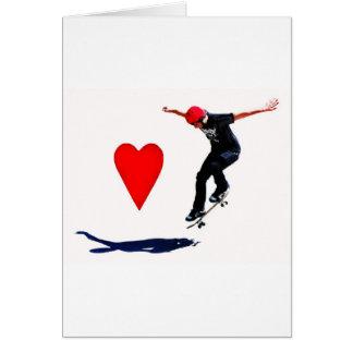 スケートボーダー カード