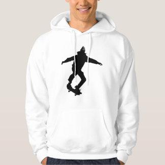 スケートボーダー パーカ