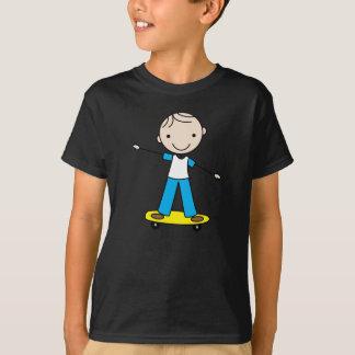 スケートボーダー Tシャツ