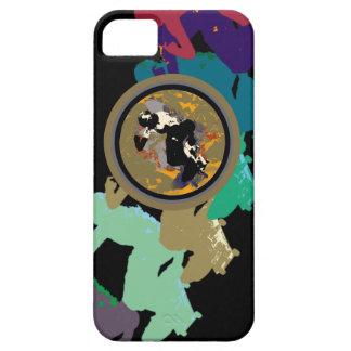 スケート基のスポーツ iPhone SE/5/5s ケース