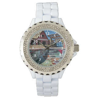 スケート選手のParadiceのデザイン 腕時計