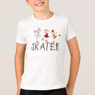 スケート選手のTシャツおよびギフト Tシャツ