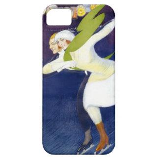 スケート選手 iPhone SE/5/5s ケース