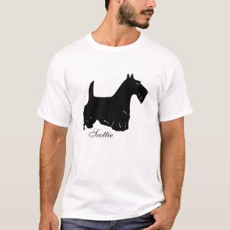 スコッチテリアのワイシャツ Tシャツ