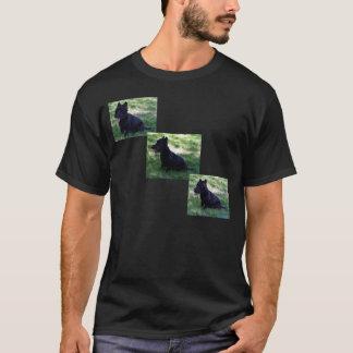 スコッチテリアの焦点 Tシャツ