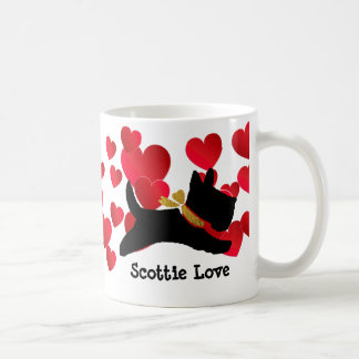 スコッチテリア愛 コーヒーマグカップ