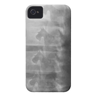 スコッチテリア犬シンドローム Case-Mate iPhone 4 ケース