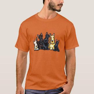 スコッチテリア5 Tシャツ