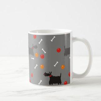 スコッチテリア コーヒーマグカップ