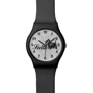 スコッチテリア 腕時計