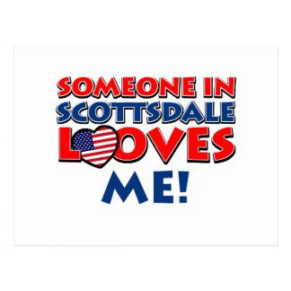 スコッツデール米国のデザイン ポストカード