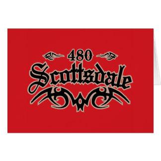 スコッツデール480 カード