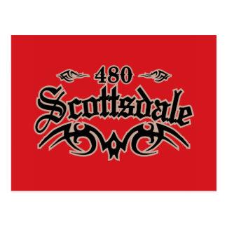 スコッツデール480 ポストカード