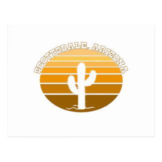 スコッツデール、アリゾナ ポストカード