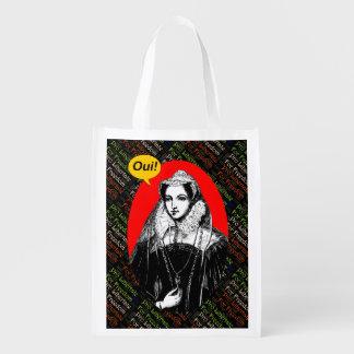 スコットの独立買い物袋のメリー女王 エコバッグ