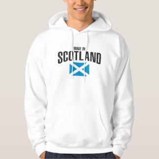 スコットランドで作られる パーカ