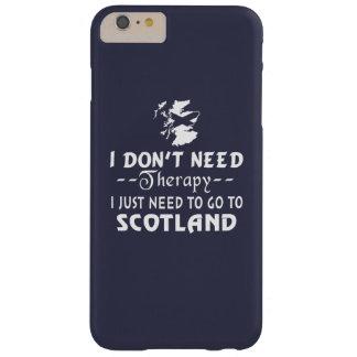 スコットランドに行って下さい BARELY THERE iPhone 6 PLUS ケース