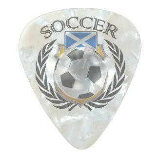 スコットランドのサッカー2016ファンのギア パールセルロイド ギターピック