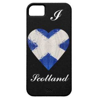 スコットランドのスコットランド人の旗 iPhone SE/5/5s ケース