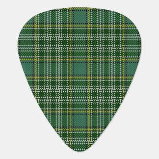 スコットランドのタータンチェックの一族のCurrieの音 ギターピック