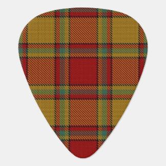 スコットランドのタータンチェックの一族のScrymgeourの音 ギターピック