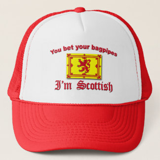 スコットランドのバグパイプ キャップ