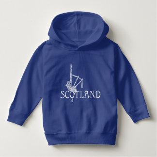 スコットランドのバグパイプ、スコットランド人のデザイン パーカ