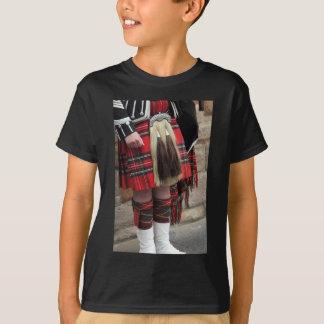スコットランドのパイパーの終わり、伝統的なスコットランドのギフト Tシャツ