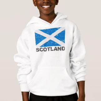 スコットランドのヴィンテージの旗