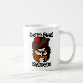 スコットランドの一族のMcIntoshのタータンチェックのスコットランド人 コーヒーマグカップ