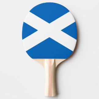 スコットランドの卓球ラケットの旗 卓球ラケット