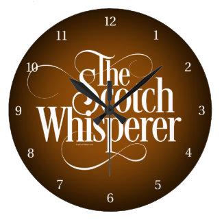 スコットランドの囁くもの ラージ壁時計